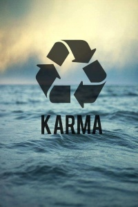 A beautiful story about karma